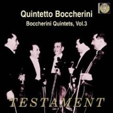 BOCCHERINI: Quintetti per archi Vol.3
