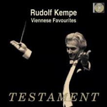 Rudolf Kempe dirige Strauss e Lehar
