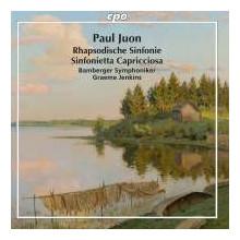 JUON PAUL: Rhapsodische Sinfonie