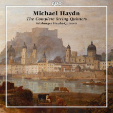 HAYDN MICHAEL: Complete String Quintet