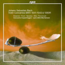 BACH: Concerti per violino - archi e b.c.