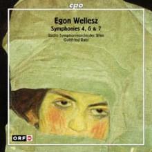 WELLESZ: Sinfonie N.4 - 6 - 7
