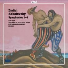 Kabalewsky: Integrale Delle Sinfonie