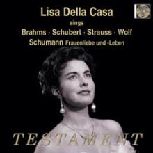 Della Casa canta lieder di Strauss - Wolf