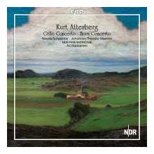ATTERBERG: Horn Concerto - Cello concerto