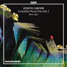 HAYDN: Trii per piano Vol.5
