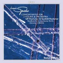 SPOHR:Concerti per 2 violini e orchestra
