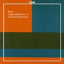 BACH: Integrale opere per organo Vol.14