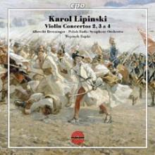LIPINSKI: Concerti per violino N.2 - 3 - 4