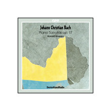BACH J.C.: Sonate per piano Op.17