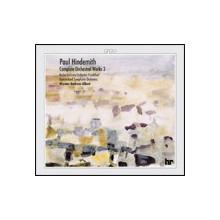 HINDEMITH: Opere orchestrali Vol.3