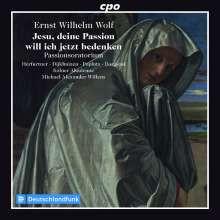 Wolf Ernst W.: Passionoratorium