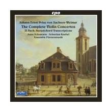 ERNST JOHANN: Complete Violin Concertos