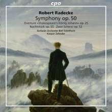 RADECKE: Sinfonia N.50 e altre opere