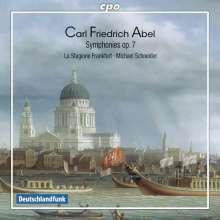 ABEL: Sinfonie NN.1 - 6 - Op.7
