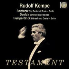 Kempe dirige Smetana - Dvorak - Humperdinck