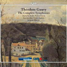 GOUVY: Integrale delle Sinfonie (4CD)