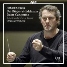STRAUSS R.: Der Burger als Edelmann