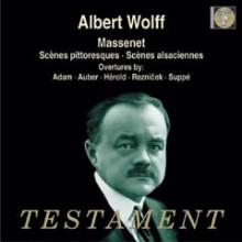 A. Wolff dirige Massenet - Adam - Auber