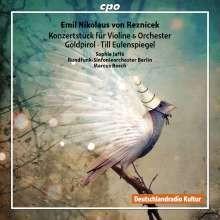 Von Reznicek:opere X Violino E Orchestra