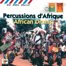 A.V.: Percussioni Africane