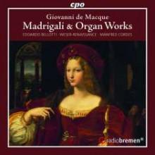 De Macque: Sesto Libro De Madrigali