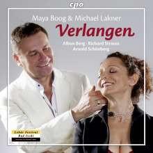 BERG - STRAUSS - SCHOENBERG: Lieder