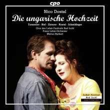 DOSTAL NICO: Die Ungarische Hochzeit