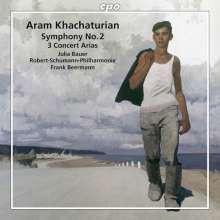 Khachaturian: Sinf.n.2 - 3 Concert Arias