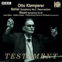 Klemperer dirige Mahler - Mozart (2cds)