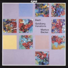 Bach: Variazioni Di Goldberg