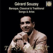 SOUZAY: Arie e canzoni barocche
