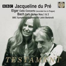 Du Pre' interpreta Elgar e Bach