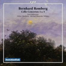 ROMBERG: Concerti per cello - NN.1 - 2 - 5