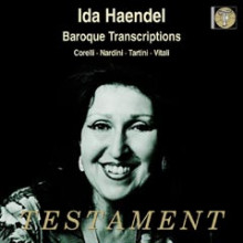 Ida Haendel: Trasc.barocche Per Violino