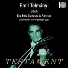 Emil Telmany suona Bach