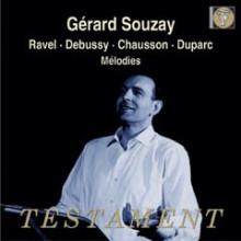 Souzay interpreta Debussy - Chausson - Ravel