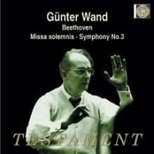 BEETHOVEN:Sinf.N.3 - Missa Solennis (2cds)