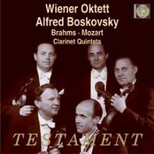 BRAHMS/MOZART: Quintetti per clarinetto