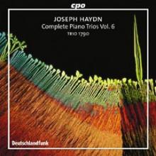 HAYDN: Trii per piano Vol.6