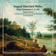 MULLER AUGUST: Concerti per flauto