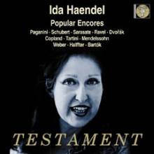 Recital di Ida Haendel