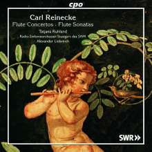 REINECKE: Flute Concerto - op.123 e altro