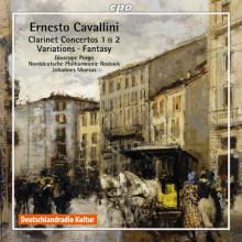 Cavallini E.: Op.per Clarinetto E Orch.