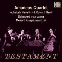 Amadeus Quartet esegue Schubert e Mozart