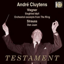 Andre Cluytens dirige Wagner e Strauss