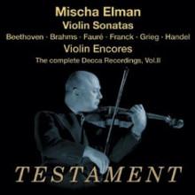 Recital Di Mischa Elman (4cds)