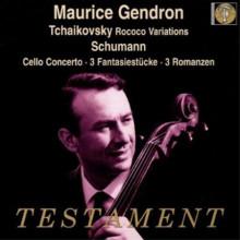 Gendron esegue CIAIKOVSKY e Schumann