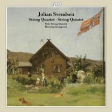 SVENDSEN:Quartetto e quintetto per archi