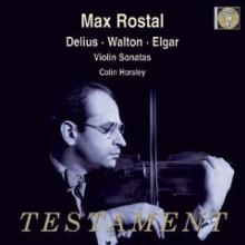 Max Rostal esegue Delius - Walton - Elgar